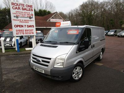 Ford Transit Panel Van 2.2 TDCi 280 S Limited Low Roof Panel Van 5dr (SWB)