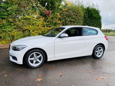 BMW 1 Series Hatchback 1.5 118i SE (s/s) 3dr