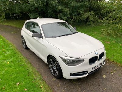 BMW 1 Series Hatchback 1.6 114i Sport Sports Hatch 3dr