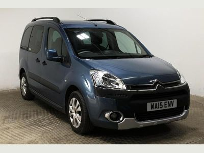 Citroen Berlingo MPV 1.6 HDi XTR Multispace 5dr