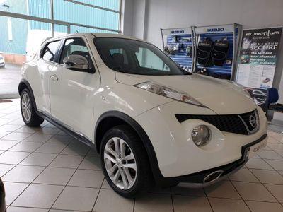 Nissan Juke SUV 1.5 dCi 8v Acenta Sport 5dr