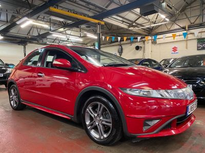 Honda Civic Hatchback 1.4 i-DSI SE Plus Limited Edition 5dr