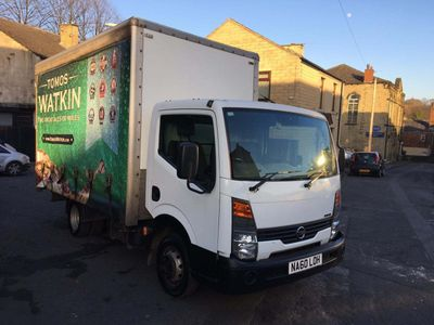 Nissan Cabstar Chassis Cab 2.5 dCi 35.13 Pro Box Van 3dr (MWB)