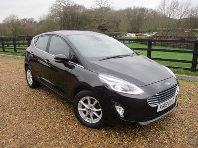 Ford Fiesta Hatchback 1.1 Ti-VCT Zetec (s/s) 5dr