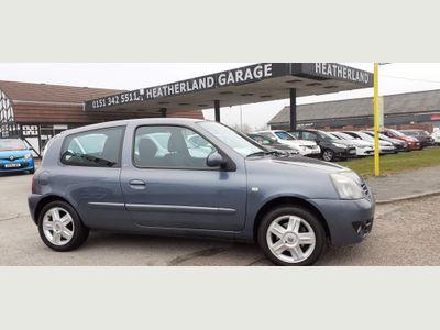 Renault Clio Hatchback 1.2 Campus Sport I-Music 3dr