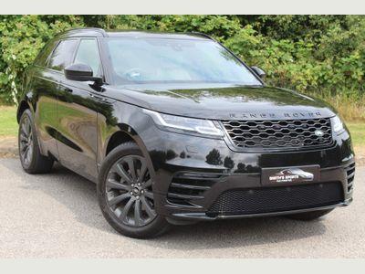 Land Rover Range Rover Velar SUV 2.0 P250 R-Dynamic SE SUV 5dr Petrol Auto 4WD (s/s) (250 bhp)