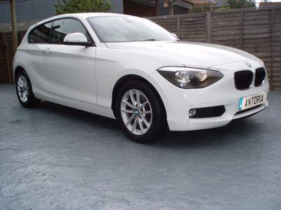 BMW 1 Series Hatchback 2.0 120d SE Sports Hatch (s/s) 3dr