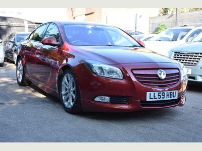Vauxhall Insignia Saloon 2.0 i 16v Turbo SRi 4dr