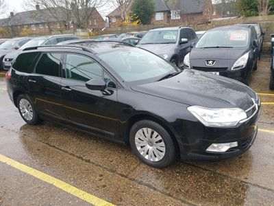 Citroen C5 Estate 2.0 HDi SX 5dr
