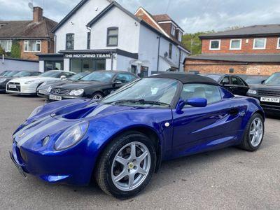 Lotus Elise Convertible 1.8 2dr