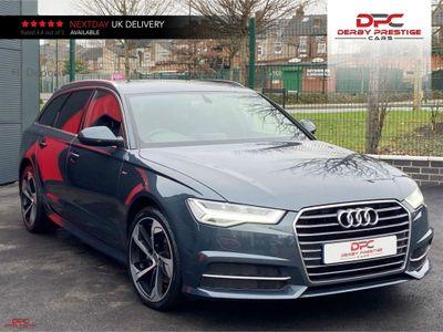 Audi A6 Avant Estate 2.0 TDI ultra S line Avant S Tronic (s/s) 5dr
