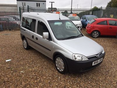 VAUXHALL COMBO Other {Edition unlisted}