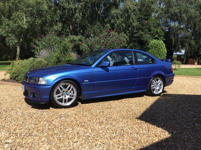 BMW 3 SERIES Coupe 3.0 330Ci Clubsport 2dr