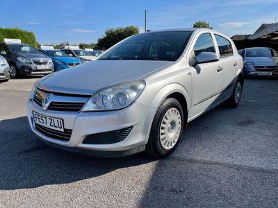 Vauxhall Astra Hatchback 1.4 i 16v Life 5dr