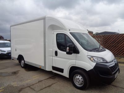 Citroen Relay Luton 2.0 BlueHDi 35 Plus Ready To Run Luton L3 EU6 3dr