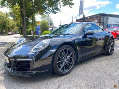 Porsche 911 Coupe 3.0T 991 Carrera T PDK (s/s) 2dr