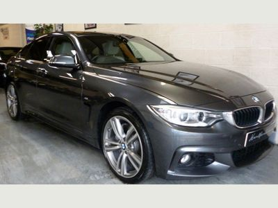 BMW 4 Series Gran Coupe Saloon 3.0 435d M Sport Gran Coupe Auto xDrive 5dr