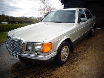 Mercedes-Benz 280 Saloon 2.7 SE 4dr