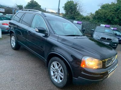 Volvo XC90 SUV 2.4 D5 ES (Premium Pack) Geartronic AWD 5dr