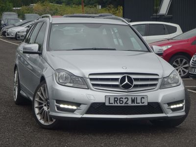 Mercedes-Benz C Class Estate 2.1 C250 CDI AMG Sport 5dr