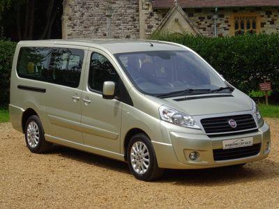 Fiat Scudo Combi Van 2.0 JTD MultiJet L2 STD Combi LWB 5dr