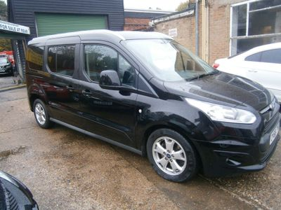 Ford Grand Tourneo Connect MPV 1.5 TDCi Titanium Powershift (s/s) 5dr