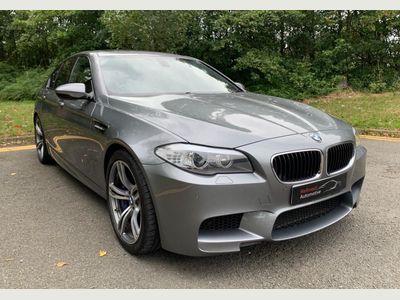 BMW M5 Saloon 4.4 V8 4dr