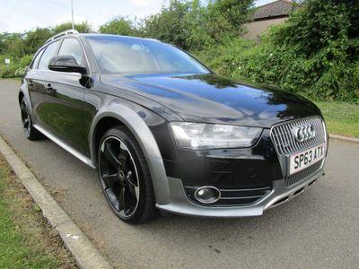 Audi A4 Allroad Estate 2.0 TDI S Tronic quattro 5dr