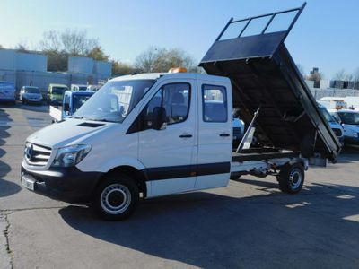 Mercedes-Benz Sprinter Tipper DEPOSIT TAKEN, MORE ARRIVING SOON