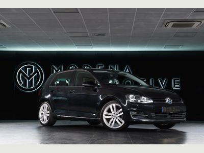 Volkswagen Golf Hatchback 1.6 TDI BlueMotion Tech GT Edition DSG (s/s) 5dr