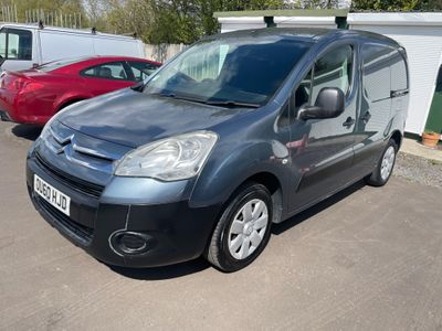 Citroen Berlingo Panel Van 1.6 HDi L1 625 Enterprise Special Edition Panel Van 5dr