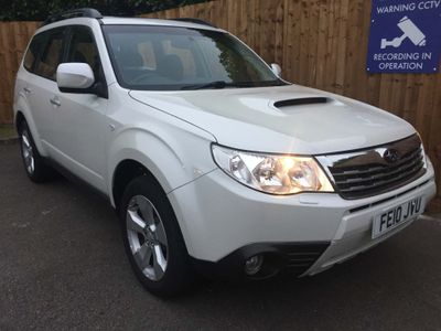 Subaru Forester SUV 2.0 D XC 5dr