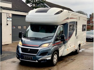 Auto-Trail Apache 700 Coach Built