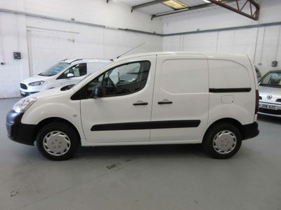 Citroen Berlingo Panel Van 1.6 HDi 625 XTR+ L1 5dr