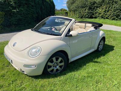 Volkswagen Beetle Convertible 2.0 S Cabriolet 2dr
