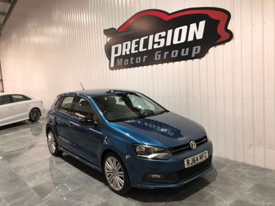 Volkswagen Polo Hatchback 1.4 TSI BlueMotion Tech ACT BlueGT (s/s) 5dr