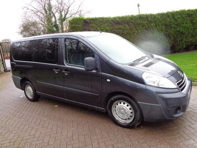 Peugeot Expert Tepee Other 2.0 HDi L2 Tepee Comfort Combi 5/6 Seater 4dr