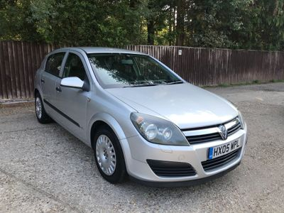 Vauxhall Astra Hatchback 1.7 CDTi 16v Life 5dr