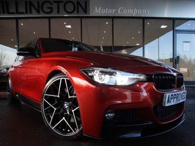 BMW 3 Series Saloon 2.0 320i M Sport Shadow Edition (s/s) 4dr
