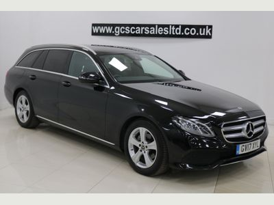 Mercedes-Benz E Class Estate 2.0 E220d SE G-Tronic+ (s/s) 5dr