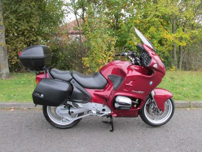 BMW R1100 Tourer 1100 RT
