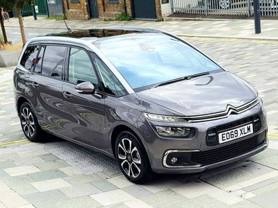 Citroen Grand C4 SpaceTourer MPV 1.2 PureTech Flair (s/s) 5dr
