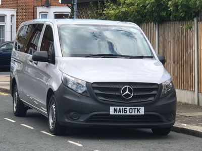 Mercedes-Benz Vito Other 2.1 CDi BlueTEC 114 L2 PRO Tourer RWD 5dr