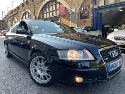 Audi A6 Saloon Saloon 2.4 S line CVT 4dr