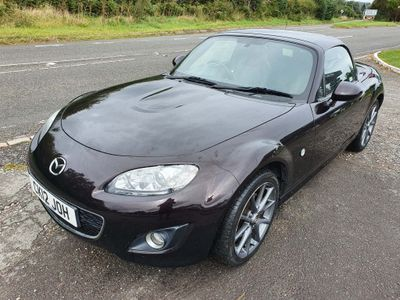 Mazda MX-5 Coupe 2.0 Venture Edition Roadster 2dr