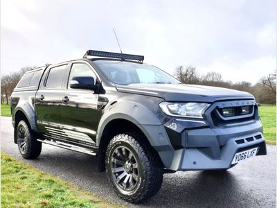 Ford Ranger Pickup MS-RT M Sport 3.2 Auto Double Cab 4dr