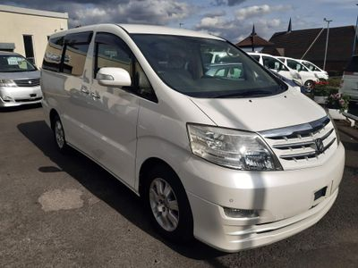 Toyota Alphard MPV 3.0 MX Ltd 4WD