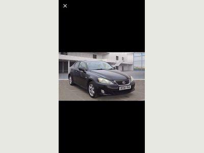Lexus IS 220d Saloon 2.2 TD 4dr