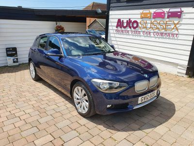 BMW 1 Series Hatchback 1.6 118i Urban Sports Hatch 5dr
