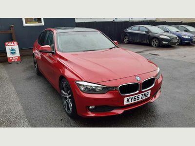 BMW 3 Series Saloon 2.0 320d ED BluePerformance EfficientDynamics Business (s/s) 4dr